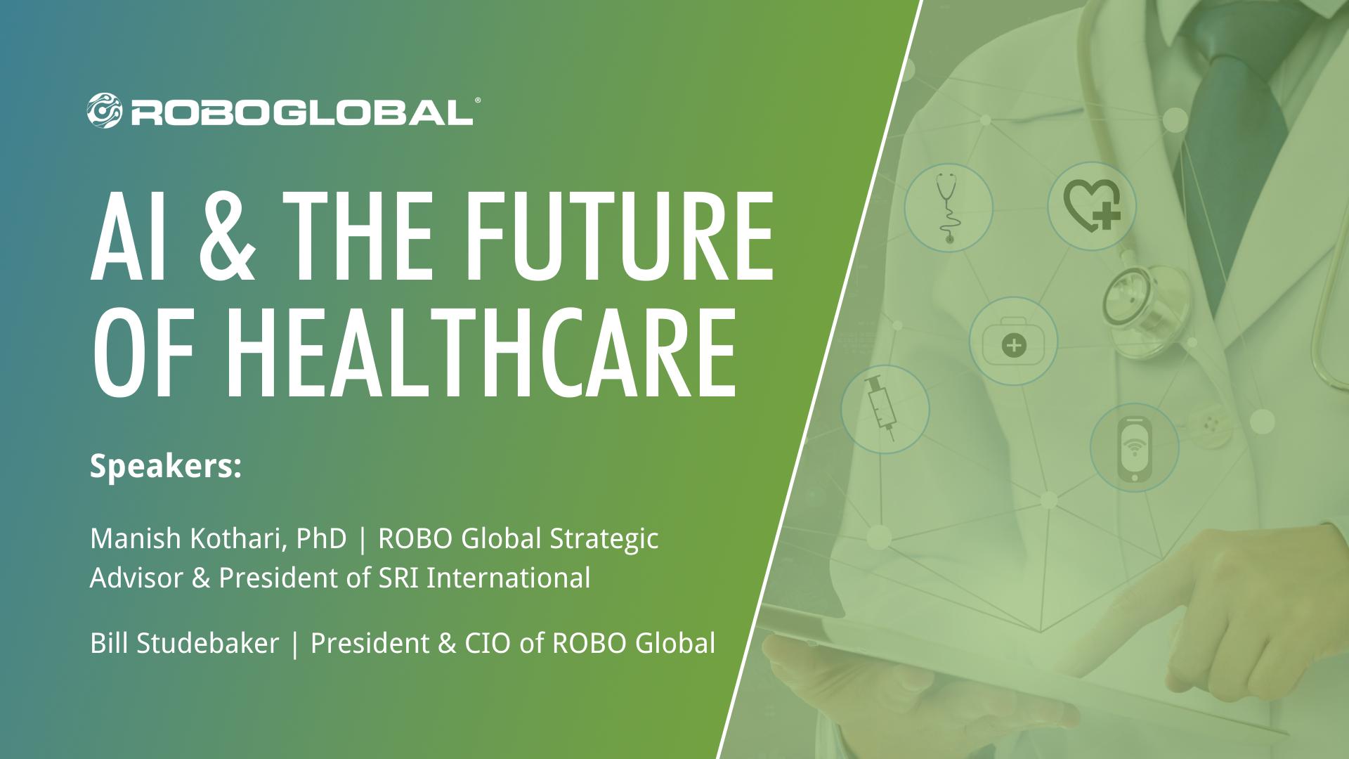 AI & the Future of Healthcare Webinar