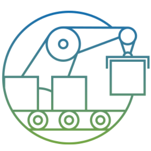 Logistics & Automation Icon