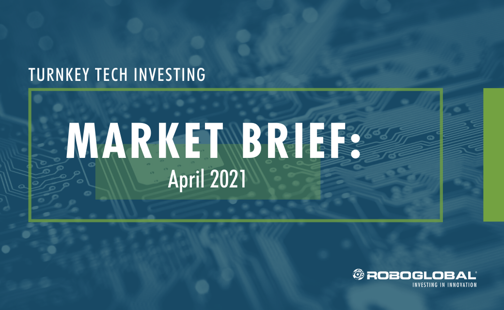Turnkey Tech Investing: April 2021 Market Brief