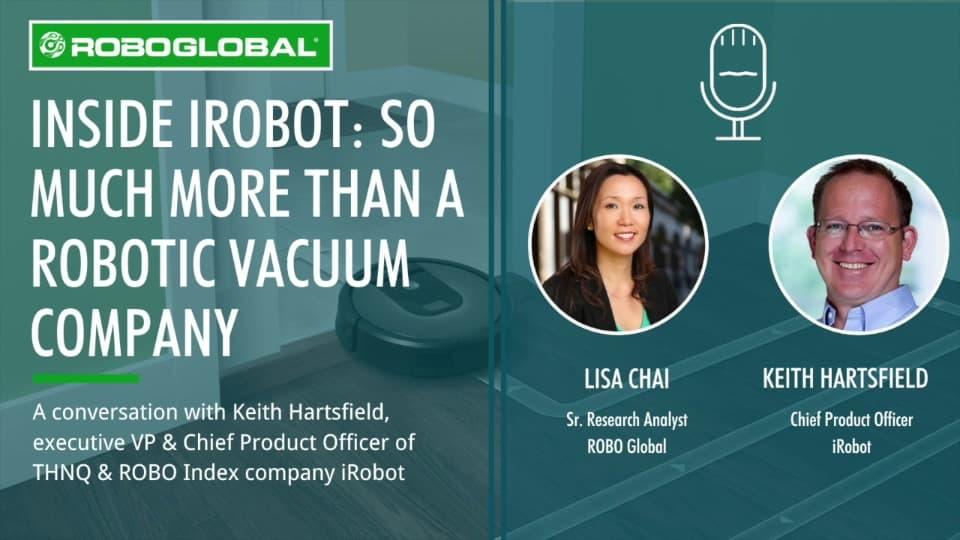 Meet iRobot's Smart Autonomous Fleet